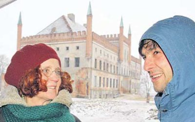 Osterstimmung trotz Schneechaos
