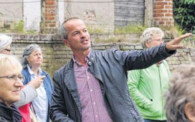 Vorpommerns Schlossbesitzer fürchten die neuen Windmühlen