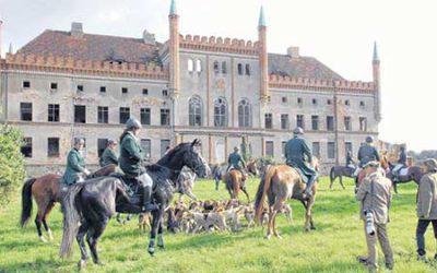 Wie geht es weiter mit dem Broocker Schloss?