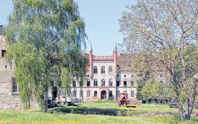 Schloss Broock: Wie ein Café historische Zeugnisse retten soll