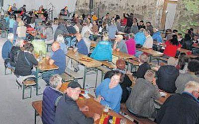 Stummfilm-Zeit am Schloss Broock