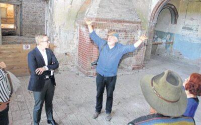 Neue Fördermittel für das Schloss Broock