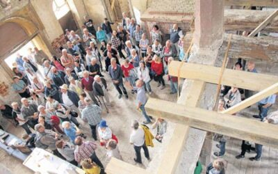 Ein Denkmalstag mit Lenné und anderen weiten Ausblicken