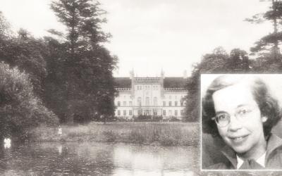 Alte Dame lässt Schloss Broock jung erscheinen