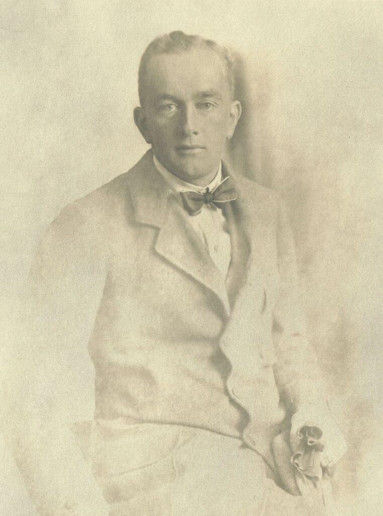 Hans Freiherr von Seckendorff (1883-1934), ca. 1920