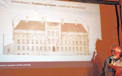 Schloss Broock soll bald auch Wellness bieten