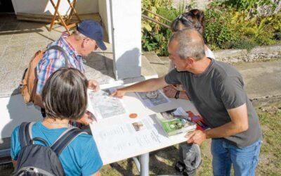 Die Route der Kastanien: Pilgern am Tollensetal kommt gut an