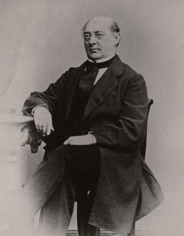 Abb. 5: Moritz Geiß (1805-1875)