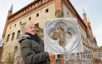 Schloss Broock: Die Zeit der toten Augen soll 2021 enden