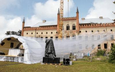 Schloss im Wandel: Eine Woche zwischen DJs und Denkmaltag